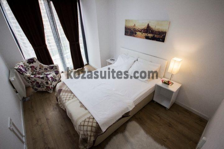 istwest – starcity – yenibosna – küçükçekmece eşyalı kiralık daire residence günlük kiralık