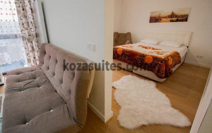 tekstilkent – Kuyumcukent – selenium – retro –  nish istanbul – g plus günlük kiralık eşyalı daire residence