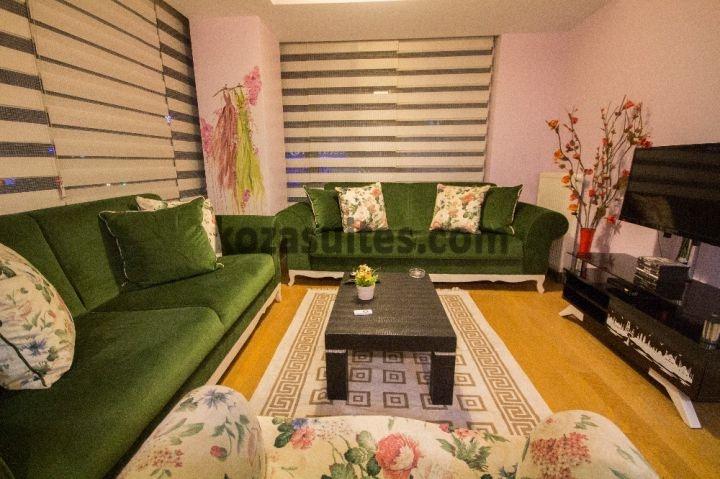 istwest starcity avm vip residence eşyalı günlük kiralık daire