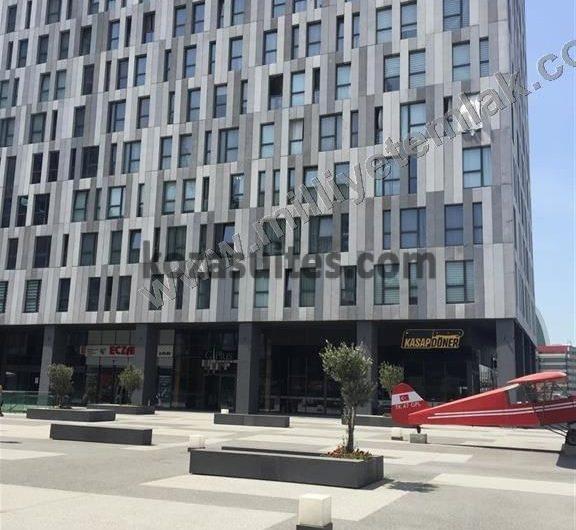 ataturk havalimanı – basın ekspres – g plus – divan residence daire günlük kiralık eşyalı